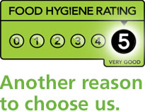Food Hygiene Rating - 5 Very Good